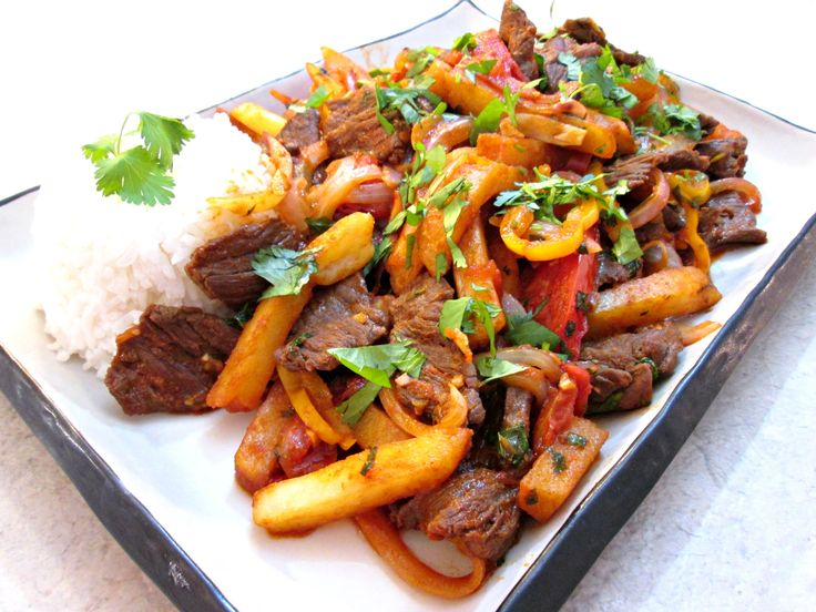 Lomo Saltado was first introduced to me through my wife at my Mother in Laws house.  It's a Peruvian family tradition in her family.  And because it's one of her favorite dish's, I have pursued and studied many different recipes.  I now believe I have ...