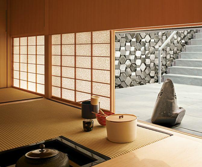 Yu-un House by Tadao Ando, Naoshima, Japan