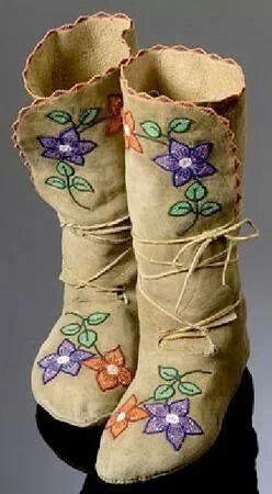 Shoshone boots