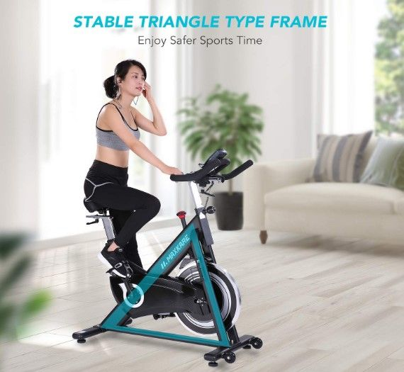 Maxkare Belt Driven Spin Bike Reviews 2019 Platinum Maxkare
