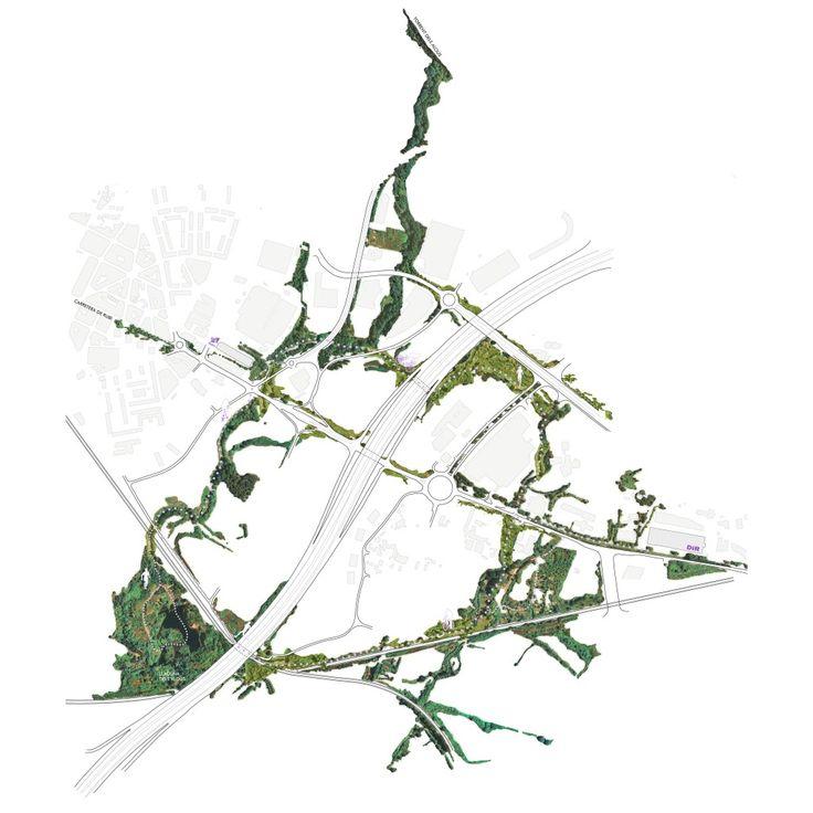 Carles Enrich | Arquitectura + Urbanisme. Green Ring.