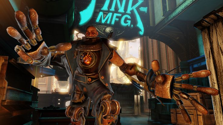 Download .torrent - BioShock Infinite - PS3 - http://www.torrentsbees.com/es/ps3/bioshock-infinite-ps3.html