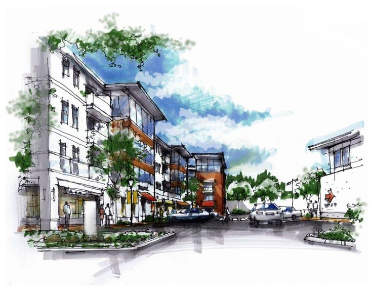 Parksville Mixed Use, Parksville www.rdbarchitect.ca
