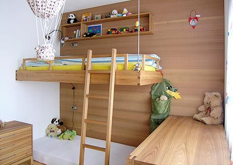 small room for two kids ombiaiinterijeri | All things nice