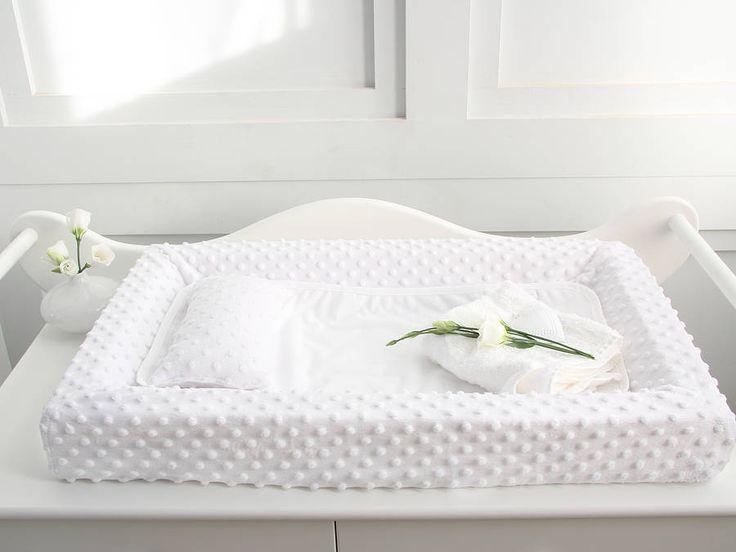 luxury baby changing mat by bambizi | notonthehighstreet.com