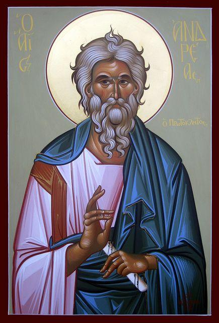 Ο Άγιος Απ. Ανδρέας ο Πρωτόκλητος | Flickr - Photo Sharing!