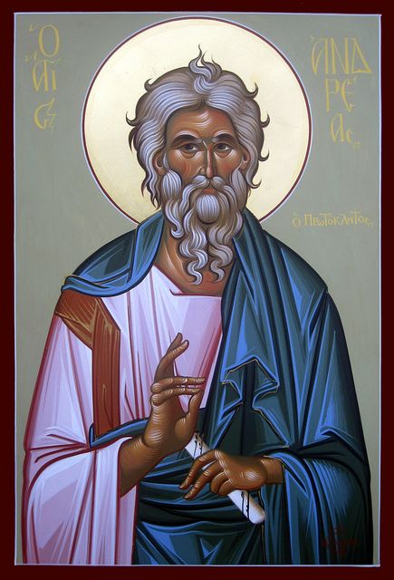 Ο Άγιος Απ. Ανδρέας ο Πρωτόκλητος   Flickr - Photo Sharing!