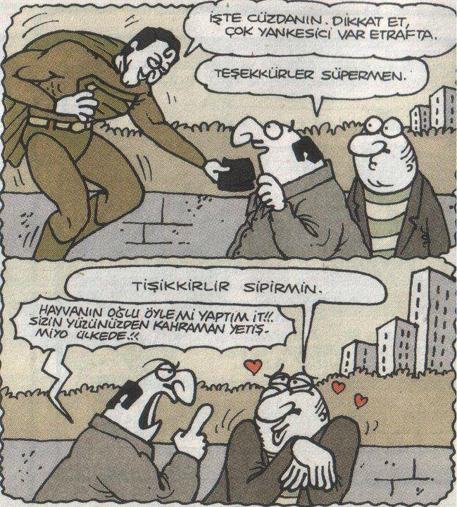 Yiğit Özgür; Tisikkirlir Sipirmin! :)