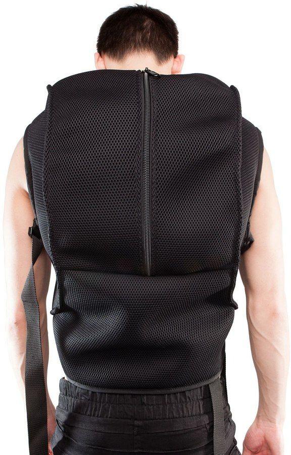 Demobaza Transform Nylon Mesh Backpack