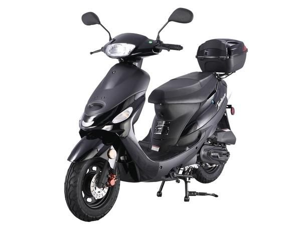 New Gas Powered 50cc Moped - ATM50-A1 - $569.00