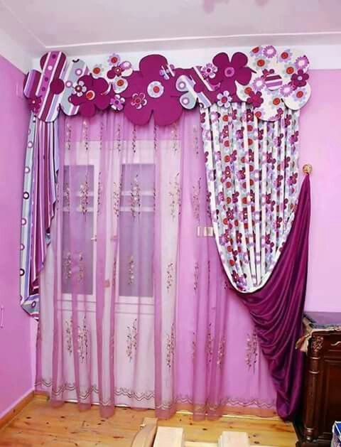 353 best curtains images on Pinterest | Border tiles, Curtain ideas ...