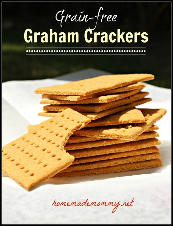 I really wanted to make smores with my daughter this summer and so I needed a good grain-free graham cracker recipe. I am not a huge fan of almond flour so I ...