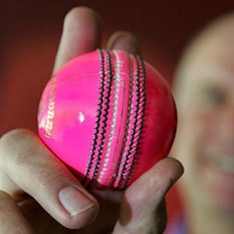 "A few legends of the game have gone on to quote the pink ball as a potential ""savior"" of test cricket."