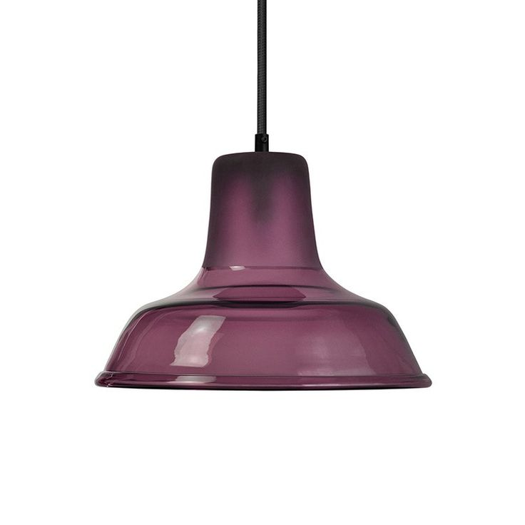 A clever alternative to the ubiquitous factory shade this delicate shade features a jewel like purple tint