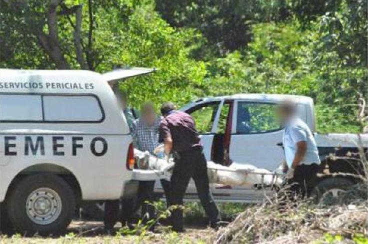 Gabriela Oseguera, viuda del ex alcalde de Tanhuato, Gustavo Garibay -quien asesinado a balazos a las puertas de su hogar en dicha población el sábado 22 de marzo de 2014-, ...