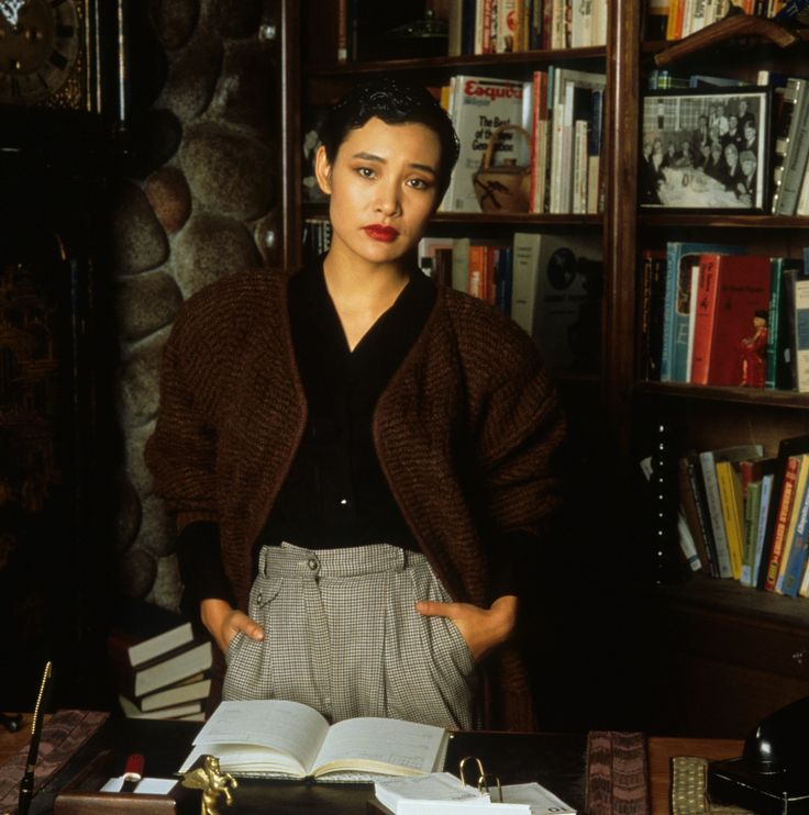 Josie (Joan Chen) from Twin Peaks (aka: best show ever)! via Twin Peaks wiki http://twinpeaks.wikia.com/wiki/Category:Images_of_Joan_Chen