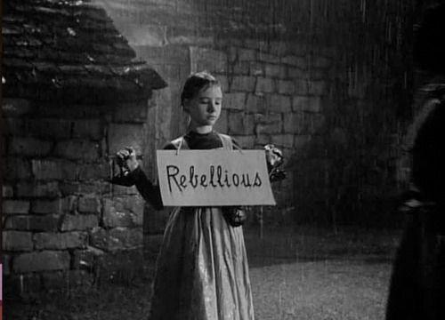 Peggy Ann Garner in Jane Eyre (1944)