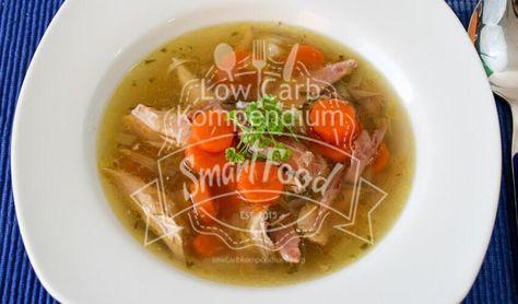 (Low Carb Kompendium) - Wenn man mit der Low-Carb Ernährung beginnt, versucht man sich oftmals daran klassisch Rezepte umzuarbeiten. Dabei liegt das Gute oft so nah und ist dann auch noch so einfach und schmackhaft.