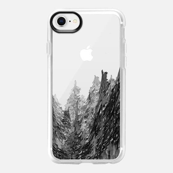 FOREST WATERCOLOR, GRAYSCALE iPhone Case By Ebi Emporium on Casetify, #Casetify @Casetify #EbiEmporium #CasetifyArtist #iphonecase #iphone #iphone7 #iphone8 #iphone7plus #iphone8plus #iphonex #phonecase #clearcase #transparent #trees #pnw #musthave #want #teal #mountain #forest #wanderlust #explore #nature #samsungcase #tech #watercolor #grey #greyscale #grayscale #gray #minimalist #modern #travel #artcase