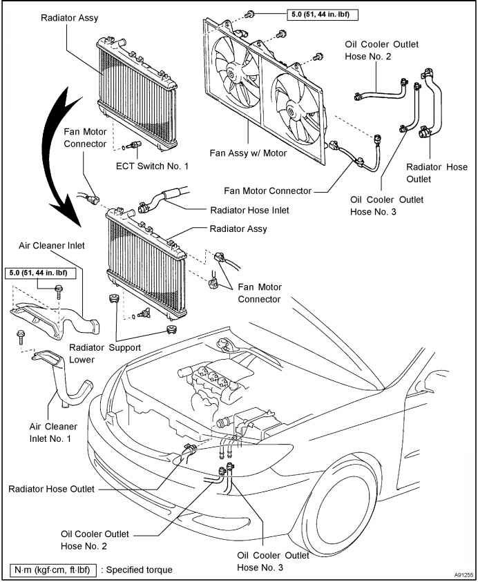 55 Luxury 2000 Toyota Camry Cooling Fan Wiring Diagram Toyota Camry Camry Cooling Fan