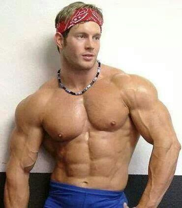 Ripped Muscle In Bandanna | Motivation | Pinterest