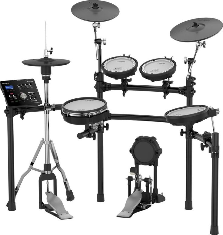 Roland V-Drums Overview and Review: The Best Electronic Drums Available?