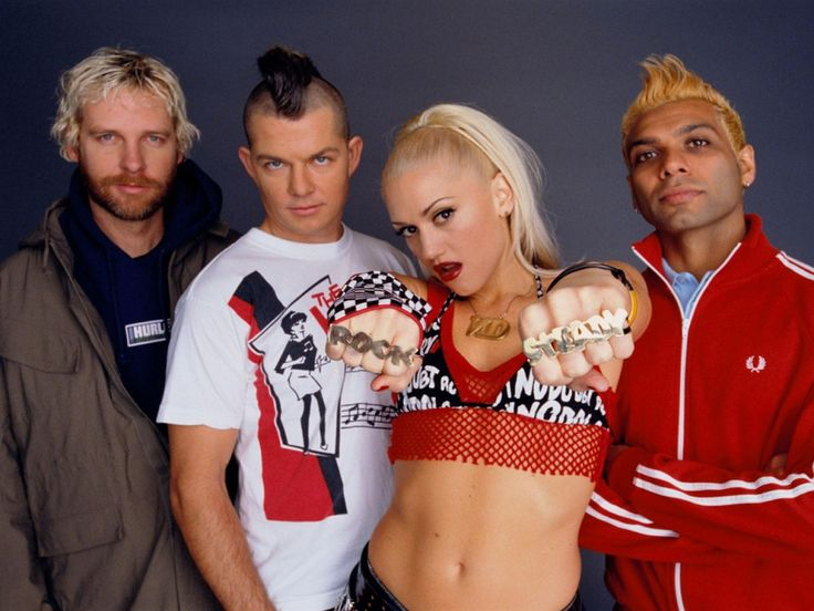 No Doubt formed in California, way back in 1986 and are somehow still going strong today. They have had decades of success, but that doesn't mean they didn't have their bad times.   In 2004, the band took a break so Gwen could release her own album, Love. Angel. Music. Baby. They bounced back together in 2008, and then announced their second hiatus in 2013. And yet, nearly 30 years later (!!!) No Doubt are touring together again.