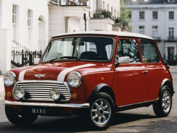 Rover Mini Cooper UK-spec (ADO20) '09.1990–10.2000