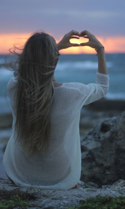 Vive el momento. #corazon