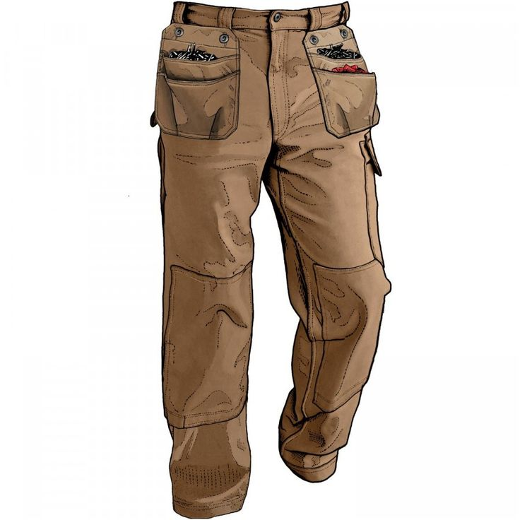 7 New Comfortable Casual Work Pants