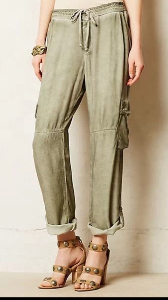 Awesome 61 Off Red Camel Pants  Womens Military Olive Green Cargo Pants From
