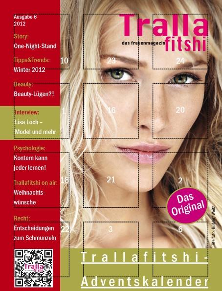 Trallafitshi – das Frauenmagazin by ddox Kommunikationsdesign GmbH