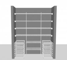 45 Best Closetmaid Shelving Images On Pinterest