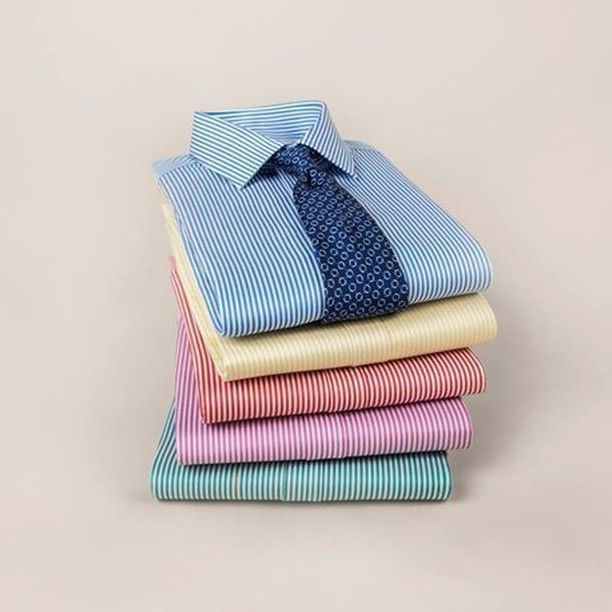 Sharing from Hawes and Curtis. If the question is stripes the answer is yes.  #jermynStreet1664 #JermynStreet #YYCFashion #YYCStyle #YYC #BritishInspired #MensFashion #Business