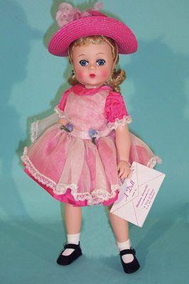 A Dozen American Beauties for You Doll - 7 Madame Alexander