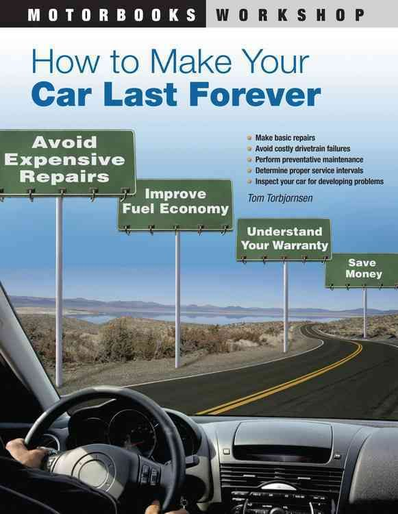 For many people, a well-maintained automobile is a source of pride and peace of mind. But for others, the idea of routine maintenance is daunting. How to Make Your Car Last Forever will guide you thro