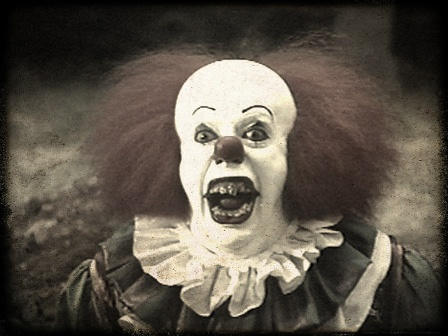 Pennywise The Clown....
