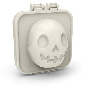 Awesome Gadgets And Gizmos: Fred Egg-A-Matic Skull Egg Mold
