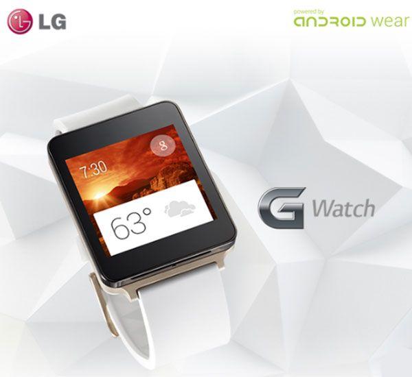 LG GWatch