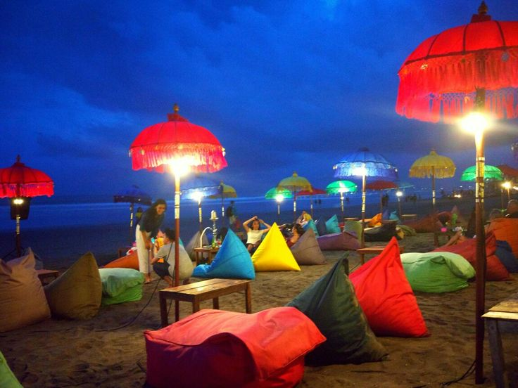 Chill Out at D'Joglo Beach & Bar