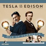 Tesla vs. Edison: War of Currents | Board Game | BoardGameGeek