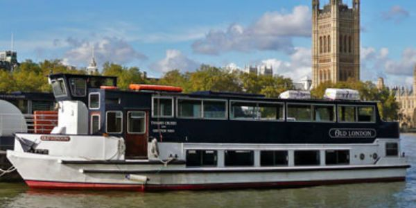 Small Thames Boat Hire | Old London
