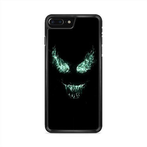 hot sale online 1cfaa a10bc Venom Trailer Face Logo iPhone 7 Plus Case | Caserisa | iPhone 7 ...