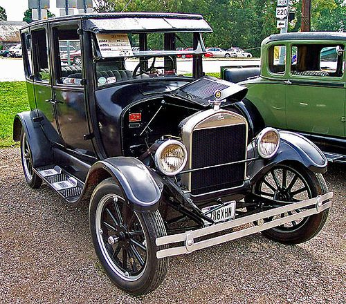 1926 Model T Ford by dok1, via Flickr