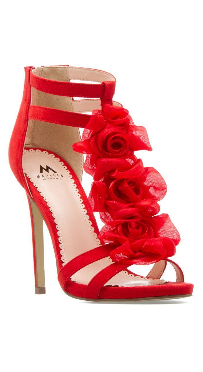 Rose Red Heels ♡