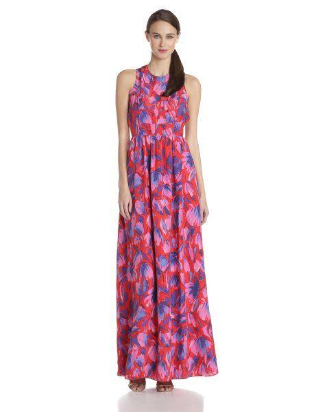 Lovers+Friends Women's Kitty-Cat Maxi Dress:Amazon:Clothing