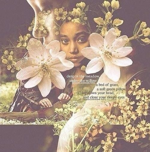 Hunger Games / Rue