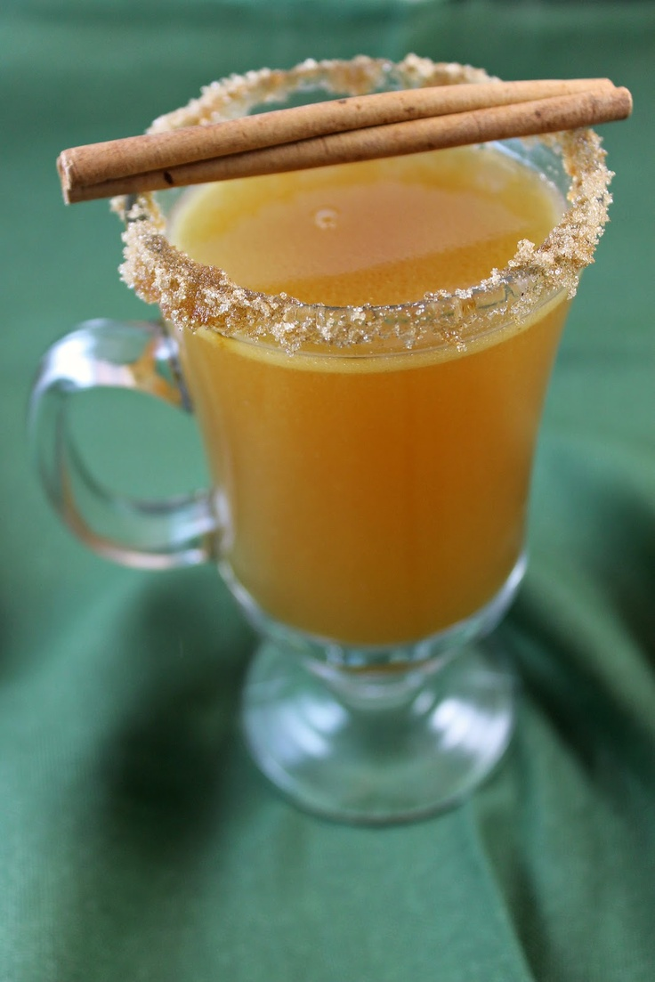 Applejack-Spiked Hot Cider | You Don't Have to Twist My Arm! | Pinter ...