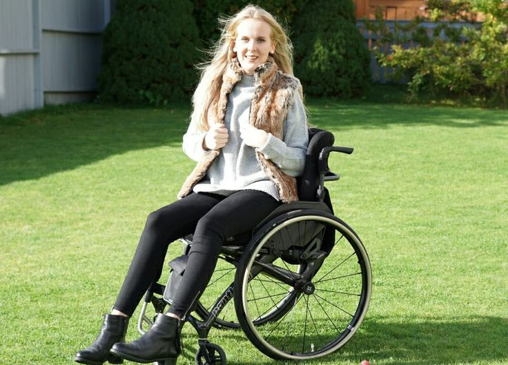 Read about my life as a disabled 27 yr old girl at the blog: www.heelsandwheels.blogg.no