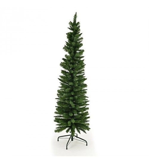 PVC XMAS TREE IN GREEN COLOR  (321 tips) H-180